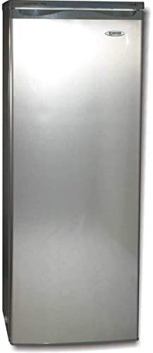 ROMMER Congelador vertical Look inox 144 cm Cv24: Amazon.es ...