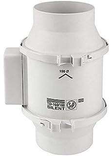 S&P 5211364500 TD-250/100 SILENT T Ventiladores Helicocentrífugos ...