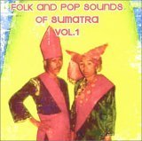 Folk and Pop Sounds of Sumatra Vol. 1