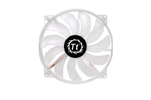 Thermaltake Pure Series Case Cooling Fan CL-F016-PL20BU-A, White