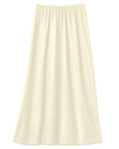 Half Skirt Slip (Shadowline Flare Half Slip, 25