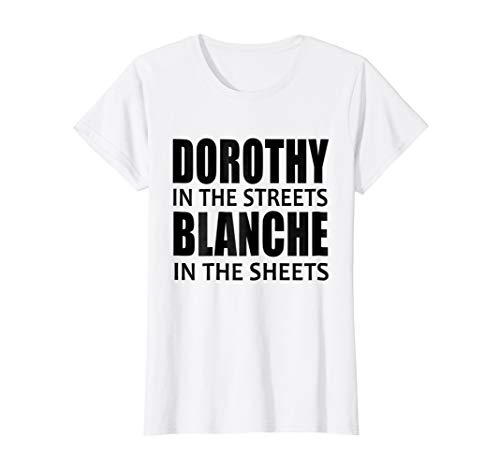 Womens Dorothy In The Streets Blanche In The Sheets Shirt