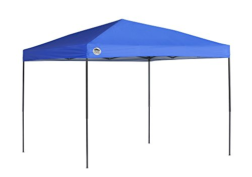 Shade Tech II ST100 10'x10' Instant Canopy - Blue by Quik Shade Pets
