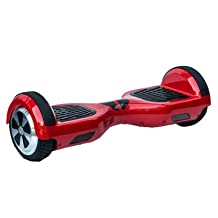 SP-Board6 UL2272 Certified Hoverboard Two Wheel Smart Balancing Scooter (Red) Tax Included