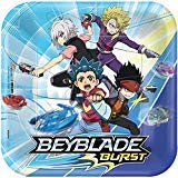 Top 10 recommendation beyblade burst party plates