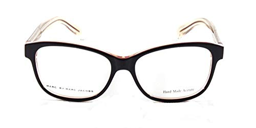 Óculos De Grau Marc By Marc Jacobs Mmj586 Marrom Vermelho ... 9653cb67ef