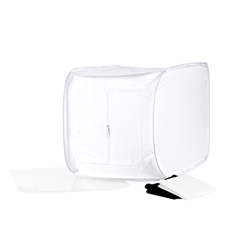 Fovitec StudioPRO - 1x( 24 H x 24 W x 36 L) Table Top Light Tent Soft-box Rectangle - [Compact][Clean][More Control][Quick Set-Up]