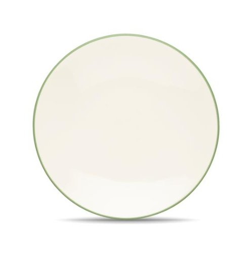 Noritake Green Plate - Noritake Colorwave Coupe Salad/Dessert Plate, Apple Green
