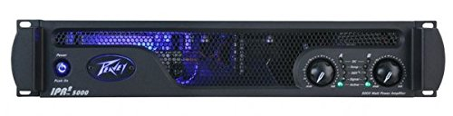 Peavey IPR2 5000 - Amplificador de Potencia de 2 Canais