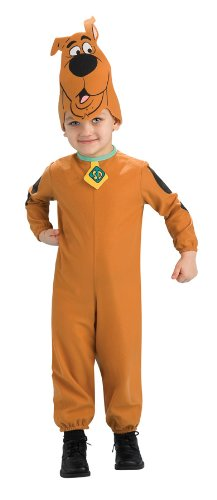 Scooby Doo Jumpsuit And Headpiece, Scooby Print, 6-12 Months Costume - Daphne Shaggy Costumes