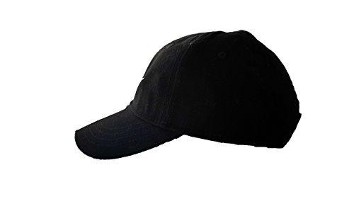 ed781ebbcfa Nike Youth Embroidered Nike Swoosh Logo Baseball Cap Sz 47 (Black)