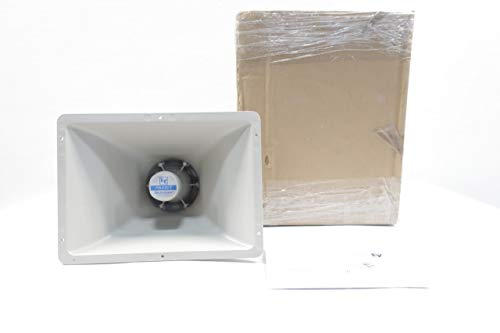 ELECTRO-VOICE PA430T Gray Paging Projector Horn 30W D645437