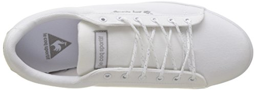 para Agate COQ Lo White Blanc Mujer Zapatillas Le Cvs Metallic Sportif Optical Old Si KEqpTaFFw0