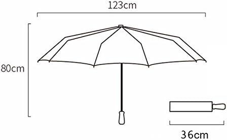 YTSZM Windproof Travel Umbrellas Auto Close Auto Open Compact Umbrella Frame Wont Break If Flipped Inside Out Color : Blue