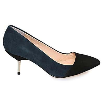 Eram Blue Heel For Women