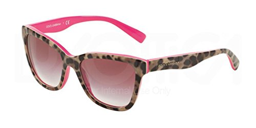 Dolce & Gabbana Pink Leopard Girls - Gabbana Dolce Price And Glasses