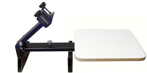 Screen Printing Press 1 Color 1 Station Home Based Equipment SPS-LG-1/1-PRINTER