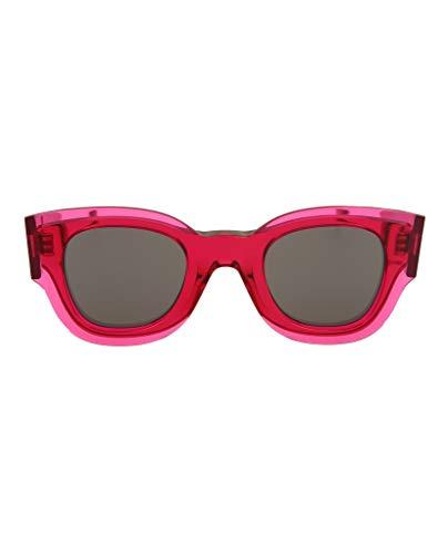 Sunglasses Celine Cl 41446 /S 0MU1 Fuchsia/IR gray blue ()