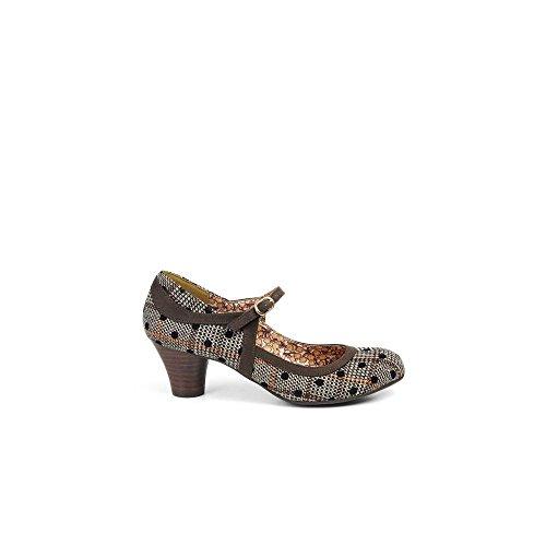 Shoo Marron Ruby Chaussures Lexi Femme 080dqz