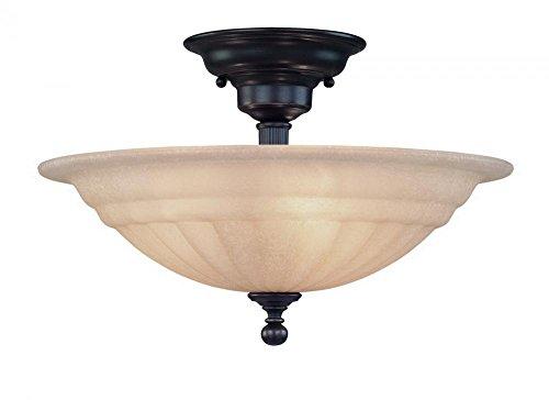 (Dolan Designs 310-78 3Lt Bolivian Richland 3 Light Semi)