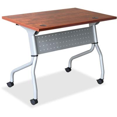 LLR60719 - Lorell Cherry Flip Top Training Table ()