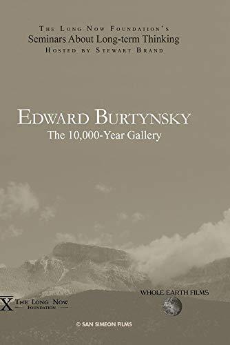 Edward Burtynsky: The 10,000-year ()