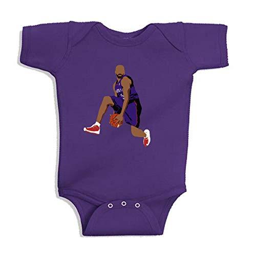 Purple Toronto Carter The Dunk Baby 1 Piece ()