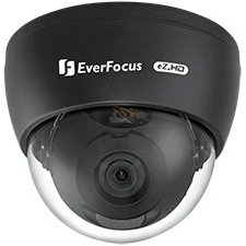 (EverFocus Electronics 1.4 Megapixel Surveillance Camera - Color, Monochrome ECD900W )