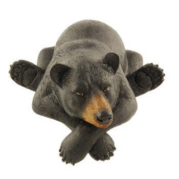 Black Bear Shelf Sitter Figure