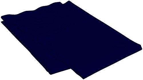 Crescent Comfy 2 Pack 100% Cotton Standard Pillow Cases, 20x30