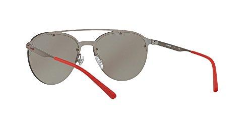 57 Gafas D Gunmetal para Arnette Sol Hombre Dweet de q81wffxSH