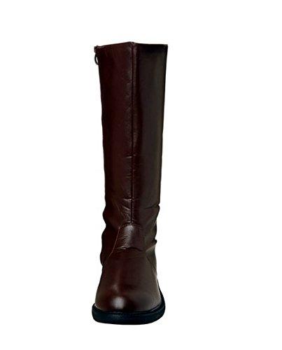 Mens Boots Jedi Boots Riding Brown Pleaser Boots 100 Military Boots Funtasma CUqxwtan58