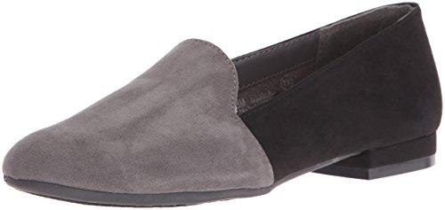 Aerosoles A2 Damen Gut Call Slip-On Loafer Graue Kombination