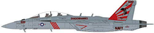 EA-18G Growler 168893, VAQ-141 Shadowhawks, USS Ronald Reagan, Atsugi Air Base, 2017, 1/72 Scale Die Cast Model HA5150 Hobby Master