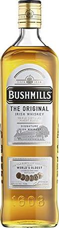 La botella puede ser diferente,Licores,Bushmills Original