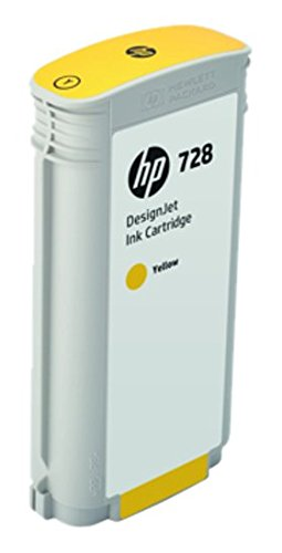 HP 728 130-ml Yellow DesignJet (Designjet 130 Inkjet Printer)