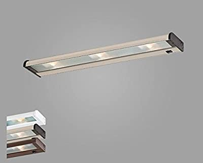 "New Counter Attack Three Light Xenon Under Cabinet Light Length / Finish: 24"" / Stainless Steel"