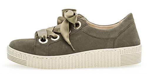 330 Uk 23 9 chaussure optifit Basse D'affaires Fitting faible Wechselfußbett oliv 5 sportive übergrößen best Gabor Low De baskets chaussure Ville Femme g5qF1x1