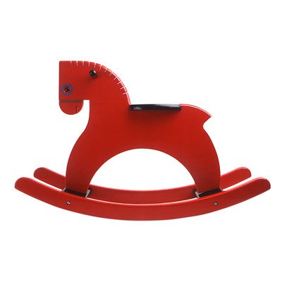 Rocking Horse in Red by Playsam