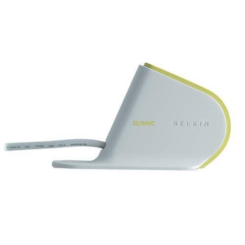 Belkin USB MultiMedia and Secure Digital Card Reader and Wri