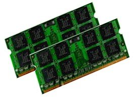 4GB (2x2GB)PC5300 667MHz SODIMM Memory Upgrade Compatible with Dell Inspiron 1420, 1520, 1521, 1525, 1720, 1721 Notebook (Inspiron 1440 Ram)