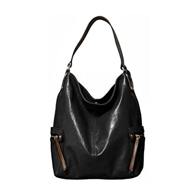 546be560275a Tano - Bag Check - Black  Handbags  Amazon.com