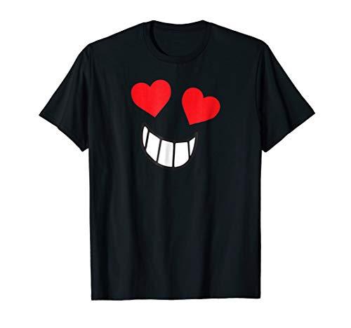 (Last Minute Funny Heart Eyes Emoji)