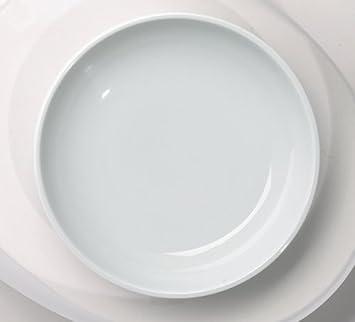 THOMAS Trend weiß 6 x Suppenteller 22 cm Porzellan Teller Set weiss NEU 10322