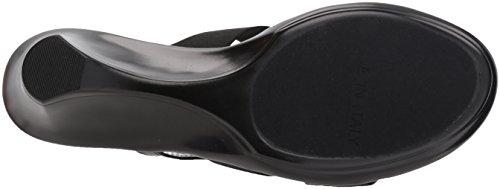 Sandal Black Slide Women's Lorel Shoemakers ITALIAN wS1I88
