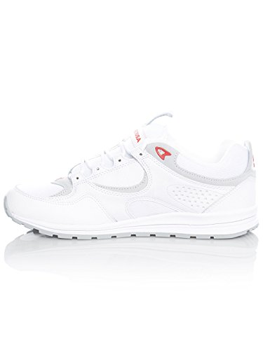 DC Shoes Kalis Lite - Shoes for Men ADYS100291 White/Red clearance with paypal sffnl