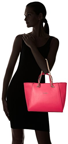 Tote Rojo Guess Pp504223 Chain Nikki 6nqT1