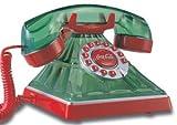 Coke Green Glass Retro Styled Phone