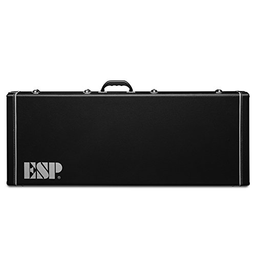 Esp Hardshell - ESP FRX Form Fit Case Hardshell Form-Fit Guitar Case