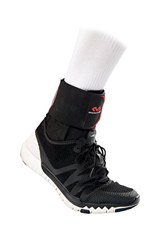 McDavid Level 3 Ankle Brace with Straps, Gray, X-Large by McDavid (Image #5)